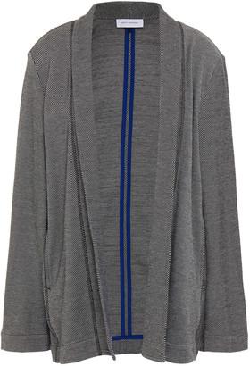 Ninety Percent Organic Cotton-blend Jacquard Jacket