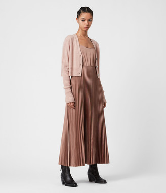 AllSaints Andrea 2-In-1 Dress