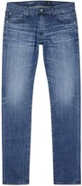 Ag Jeans The Stockton Blue Skinny Jeans