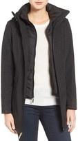 Ellen Tracy Women's A-Line Soft Shell Jacket