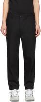 Diesel Black P-Josh-L Chino Trousers