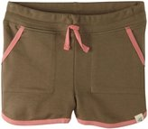 Burt's Bees Baby French Terry Short (Toddler/Kid) - Petal Pink-4T