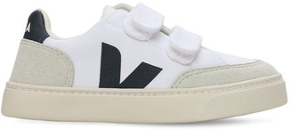 Veja Organic Cotton Strap Sneakers