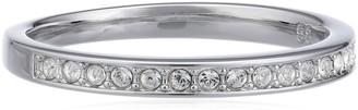 Swarovski 1121066 Women's Ring Metal with Crystal Size: Q (Manufacturer size: 58)
