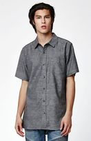 On The Byas Wallace Pocket Short Sleeve Button Up Shirt