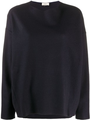 Barena Relaxed Wool Jumper