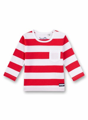 Sanetta Baby Boys' Fiftyseven Langarmshirt Long Sleeve Top