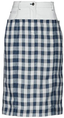 Sjyp Knee length skirt