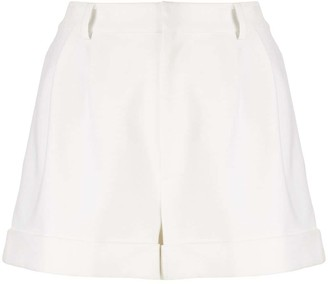 Alice + Olivia Conry pleated shorts