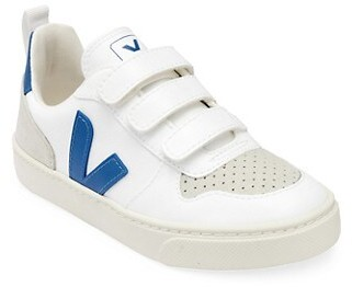 Veja Little Kid's & Kid's Esplar Organic Cotton Grip-Tape Sneakers