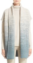 Lafayette 148 New York Ombré Stitch Ribbed Vest
