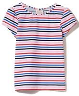 Milky Toddler Girls Stripe Rashie