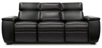 Bass Paris Home Theater Sofa Type: Not Motorized, Frame Finish: Beech, Cupholders: Black cup holders