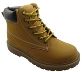 Mossimo Men's Rich Occupational Boots Tan 7