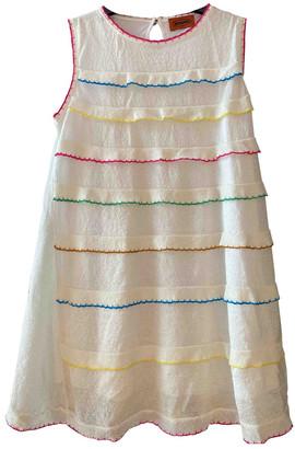 Missoni White Polyester Dresses