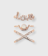 Rosé Love Ring 3-Pack