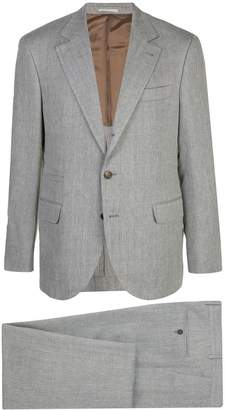 Brunello Cucinelli two-piece single breasted suit