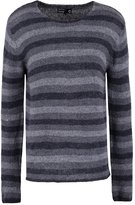 Solid Emad Jumper Insignia Blue