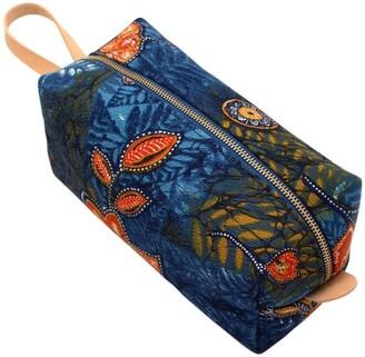 General Knot & Co 1950s Molokai Tropical Travel Kit