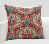 Pottery Barn Darcy Paisley Pillow Cover