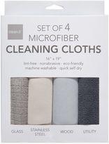 Bed Bath & Beyond Microfiber Utility Towels (Set of 4)
