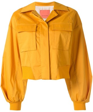 Manning Cartell Australia Boxy Fit Cropped Shirt Jacket