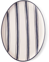 Ralph Lauren Wythe Striped Oval Platter