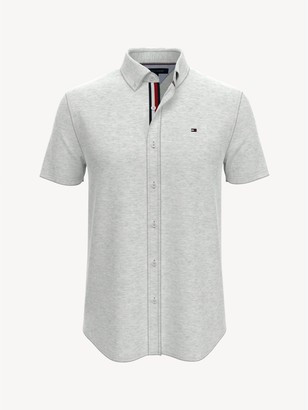 Tommy Hilfiger Custom Fit Essential Button-Up Polo