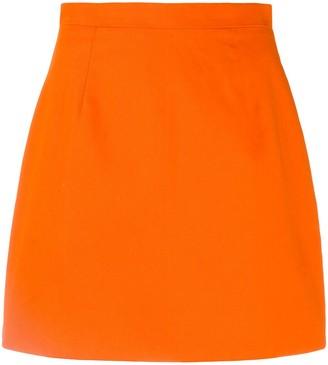 Loulou A-Line Mini Skirt