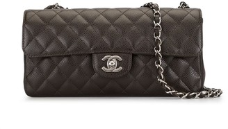Chanel Pre Owned 2006 Diamond-Quilted Shoulder Bag