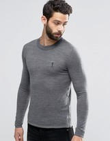 Religion Merino Sweater