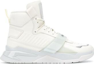 Balmain B-Ball high-top sneakers
