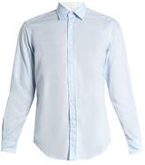 Glanshirt Kent cotton shirt