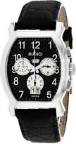Roberto Bianci Mens Black Bracelet Watch-Rb18621