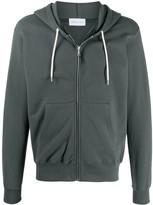 John Elliott zip-up cotton hoodie