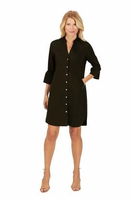 Foxcroft Women's Nolan Non-Iron Stretch Dress