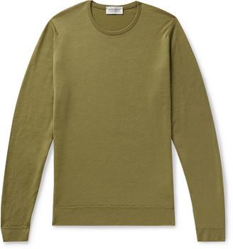 John Smedley Lundy Slim-Fit Merino Wool Sweater