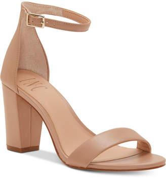 INC International Concepts Inc Kivah Two-Piece Sandals, Women Shoes