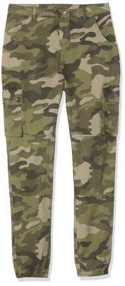 New Look 915 Girl's Camo Cargo 6183676 Trousers