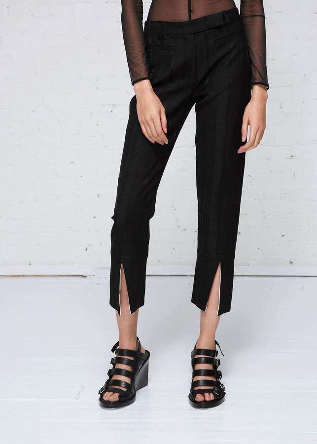 Ann Demeulemeester Straight Leg Trouser