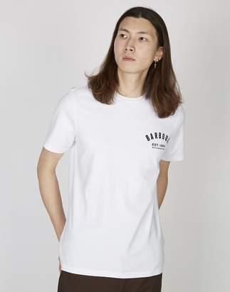 Barbour Preppy T-Shirt White