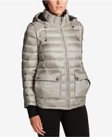 DKNY Convertible Down Puffer Coat