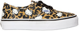 Vans Hello Kitty Print Cotton Canvas Sneakers