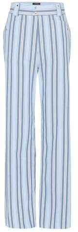 Isabel Marant Selina cotton trousers