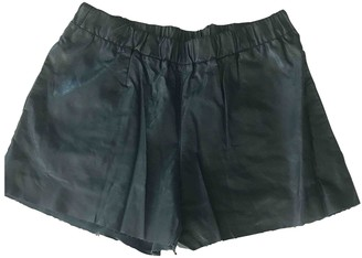 Country Road Black Shorts for Women