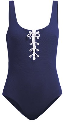 Cossie + Co - The Dree Swimsuit - Womens - Blue