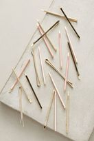 Anthropologie Genie Bobby Pin Set