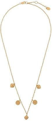 Northskull T Bar Pendant Necklace