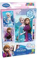 Disney Sparkling Frozen Sticky Mosaic Kit