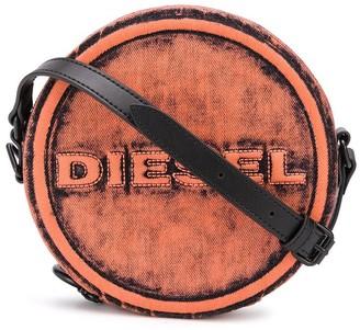 Diesel Logo Cross Body Bag